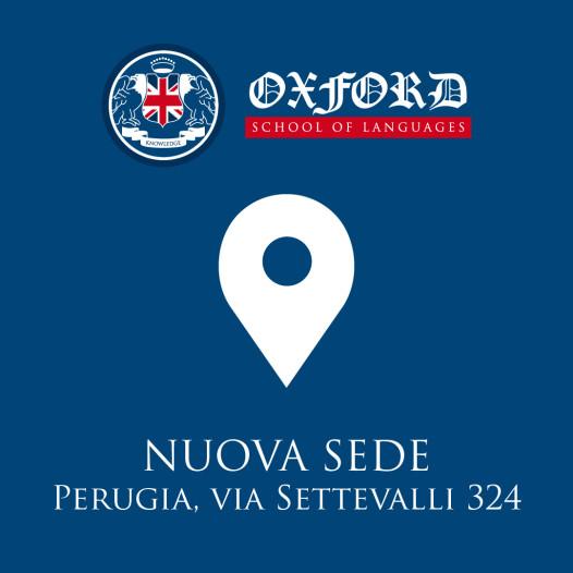 Nuova sede di Perugia